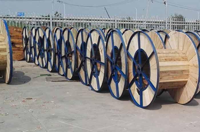 铁木电缆轴盘尺寸