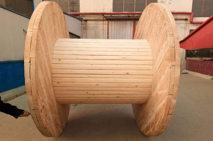 电缆木轴盘计算公式